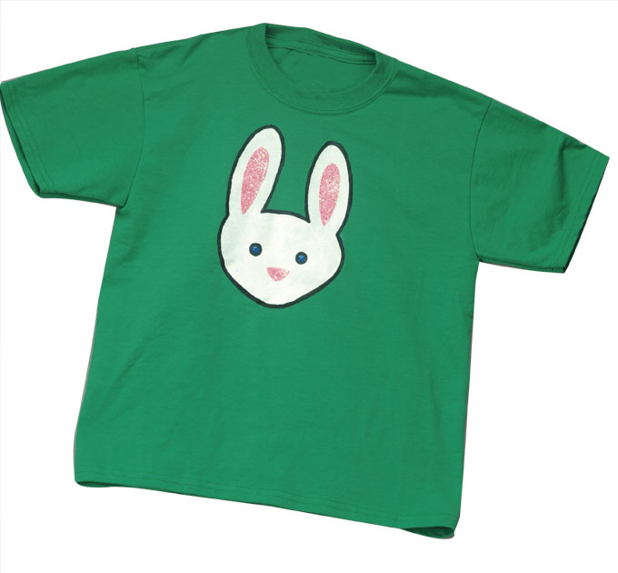 Bunny Shirt for Kids