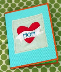 Tattoo Mom Card