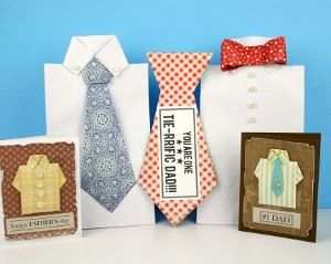 tie-riffic father's day