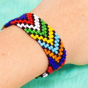 easy loom bracelet instructions