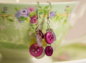 Berry Sweet Earrings