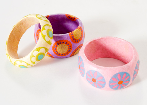 Bright Color Bangles