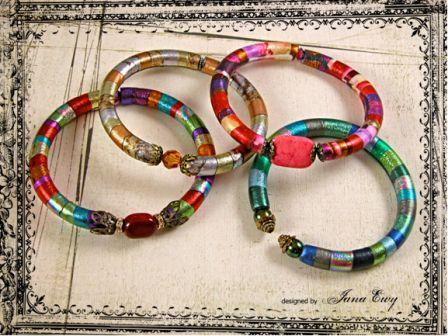 Brightly Colored Bangles Favecrafts Com
