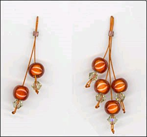 Cluster Earrings 8