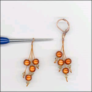 Cluster Earrings 9