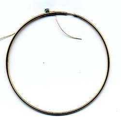 Embellished Hoop Step 3