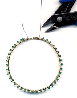 Embellished Hoop Step 5