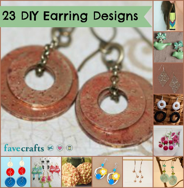 DIY Earring Designs
