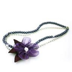 Two Step Flower Necklace