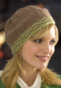 Knit Ribbed Beanie