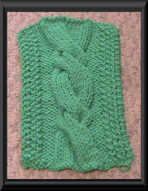 knit cable pattern