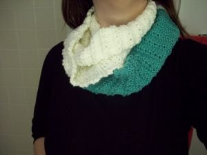 knit cowl