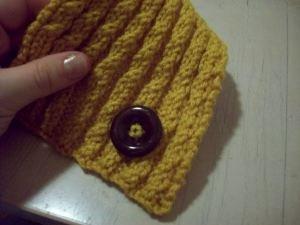 Knit Scarflette Favecrafts Com