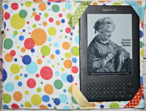 Last Minute Gift Kindle Cover