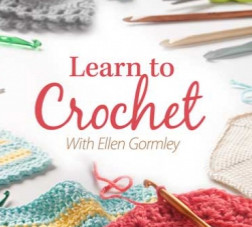 Learn to Crochet Online Class Review