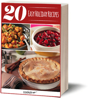 20 Easy Holiday Recipes eBook
