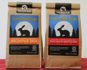 Moon Rabbit Foods Baking Mix Prize Pack Giveaway