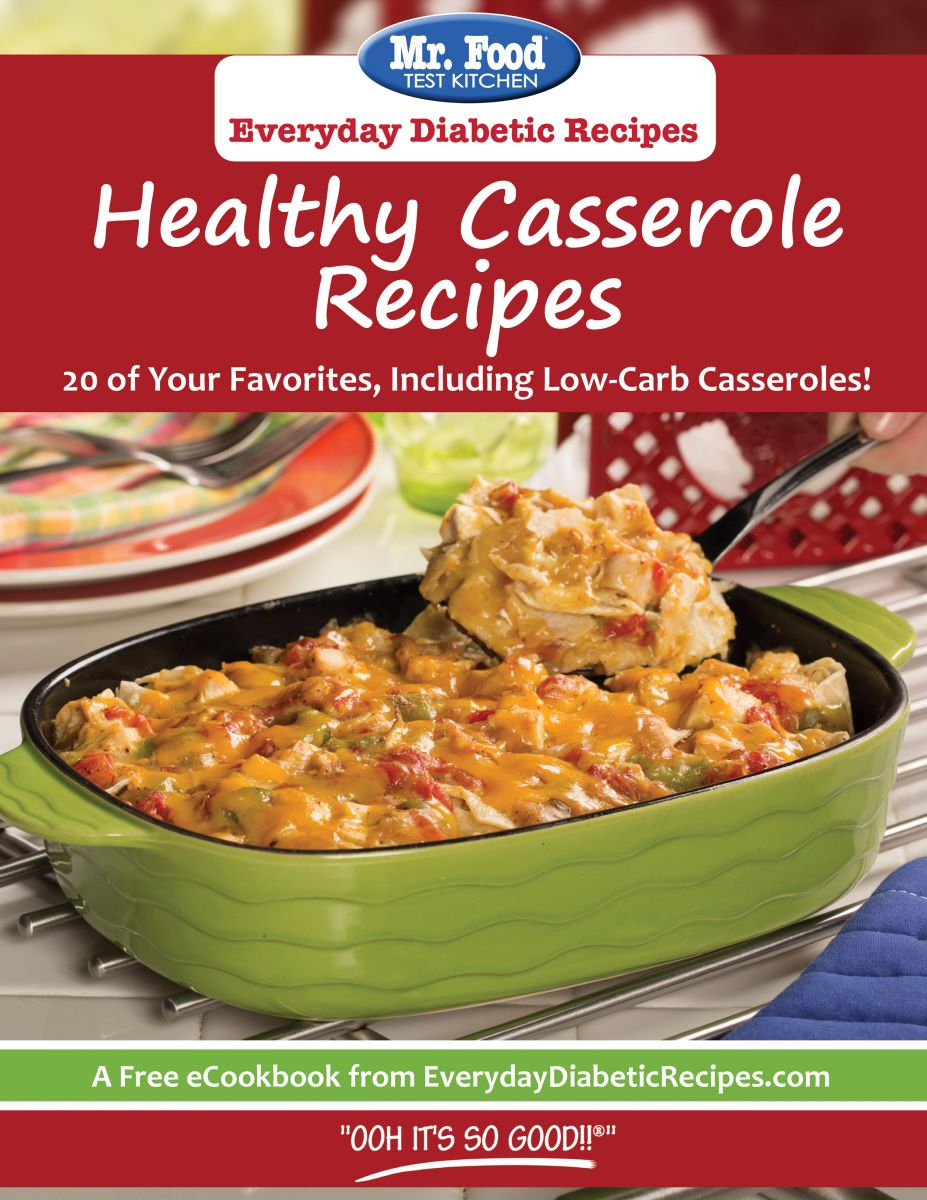 Healthy Casserole recipes: 20 of Your Favorites, Including Low-Carb Casseroles!