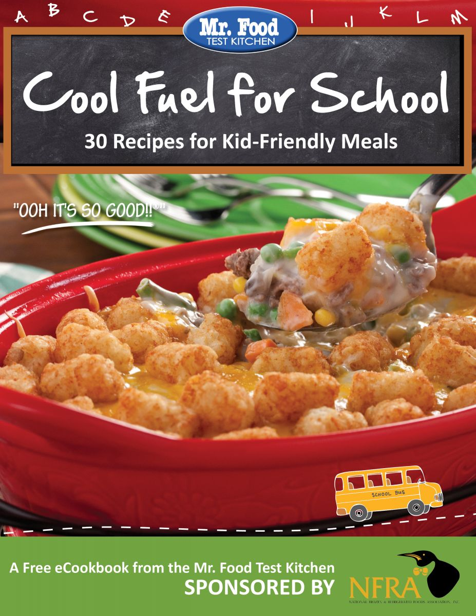 Cool Fuel for School eCookbook