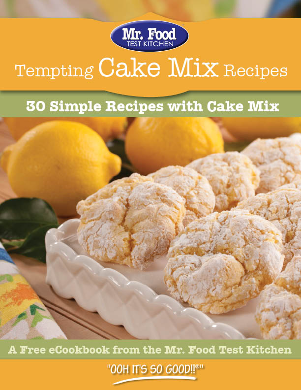 Pillsbury Chocolate Cake Mix Cookie Recipes