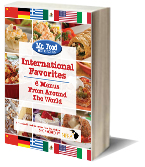 International Favorites: 6 Menus from Around the World Free eCookbook