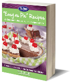 """Easy as Pie"" Recipes: 40 Chocolate Pie Recipes, Fruit Pie Recipes & More Free eCookbook"