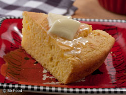 Deep-South Cornbread