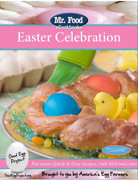 Easter Celebration FREE eCookbook