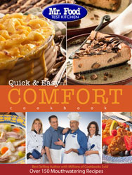 Mr food ooh its so good mr food test kitchen quick easy comfort cookbook forumfinder Gallery