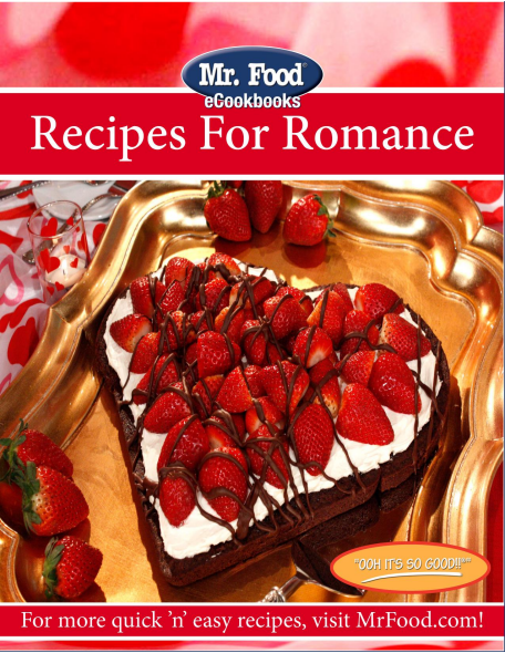Recipe for Romance FREE eCookbook