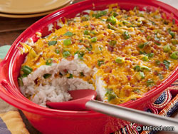 Southwestern Layered Rice