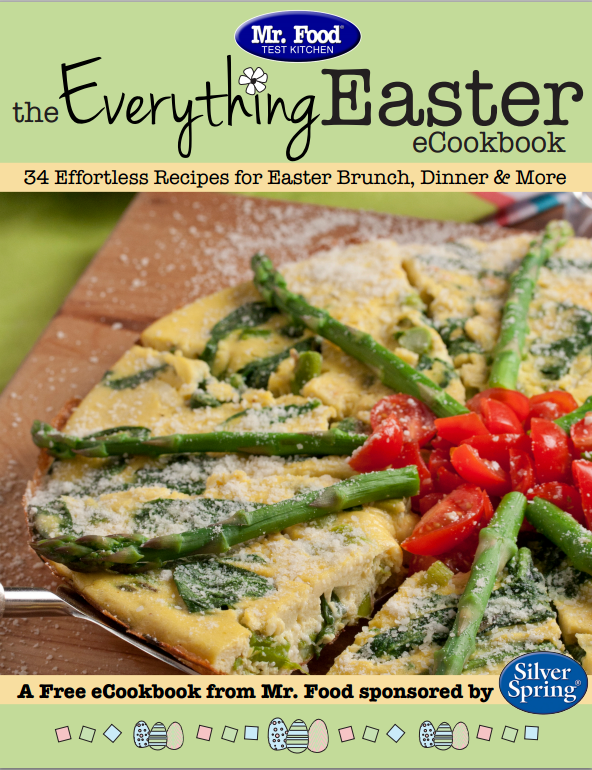 The Everything Easter FREE eCookbook