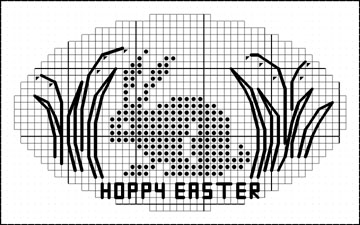 Hoppy Easter Chart