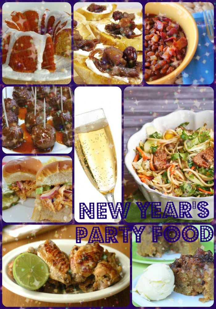 21 holiday appetizers lucky new years foods and new years eve 21 holiday appetizers lucky new years foods and new years eve party ideas forumfinder Images