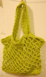 One Skein Market Bag