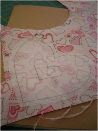 Custom Heart Notebook 4