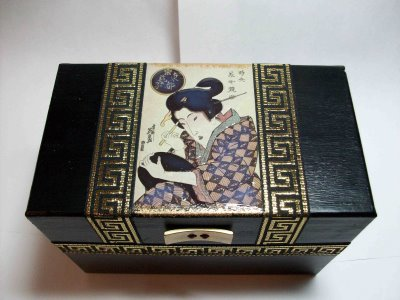 Geishe Box Top