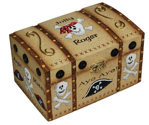 Jolly Roger Box | FaveCrafts