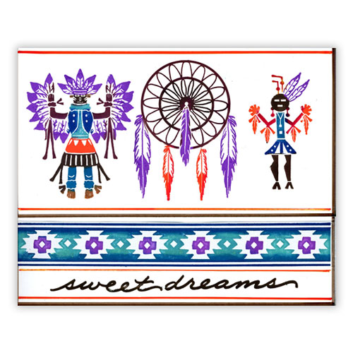 American Indian Card 4