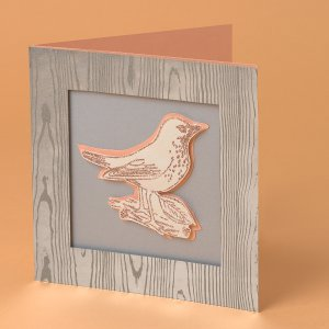 Rustic Bird Cards