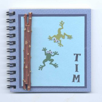 Dancing Frogs Journal