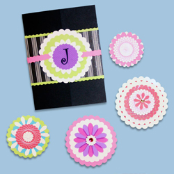 Punched Embellishments Project