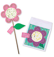 Seed Paper FLower and Card
