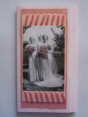 Vintage Wedding Invitation