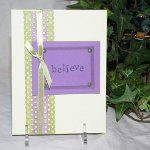 Believe Card