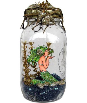 Underwater Dreaming Jar