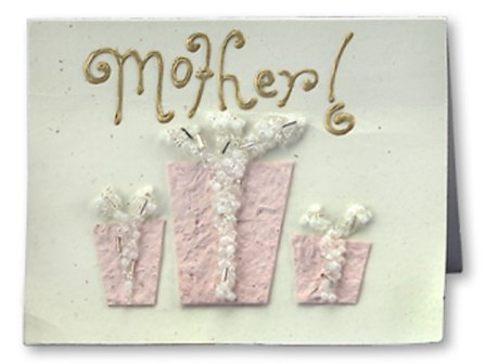 Mother's Day Bead Card