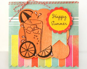 sunshine and lemonade card