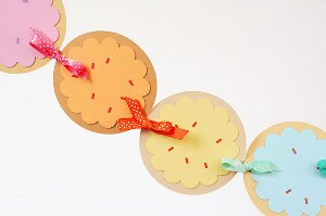 Cookie Decorating Party Decor