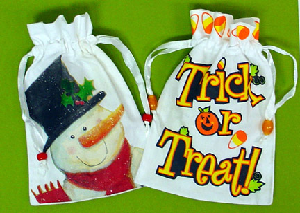 Paper Napkin Gift bags